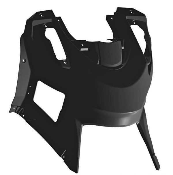 Облицовка верхняя R10700054-01 с лючком черный купить по цене 2758 руб.