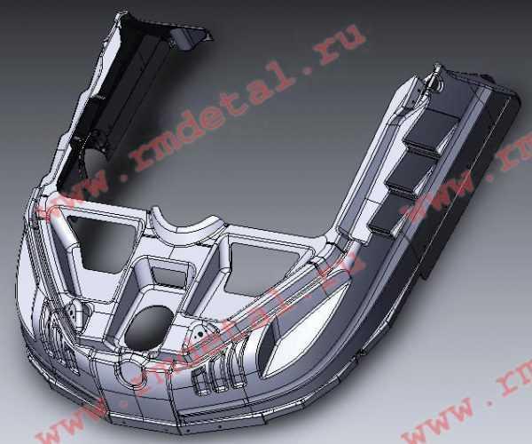 Основание капота 110701120 купить по цене 3185 руб.