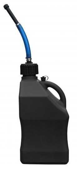 Канистра Racing 20 литров (черная) купить по цене 4060 руб.