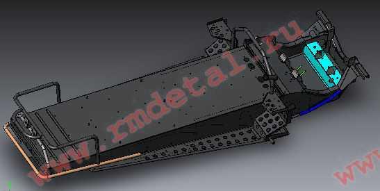 Рама L30101400 купить по цене 44015 руб.