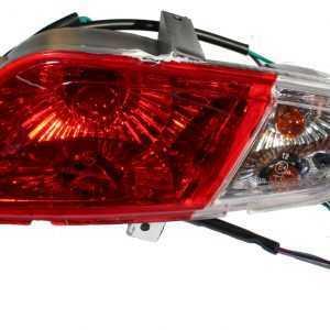 Блок задних фонарей правый в сборе 10709070020 купить по цене 3074 руб.
