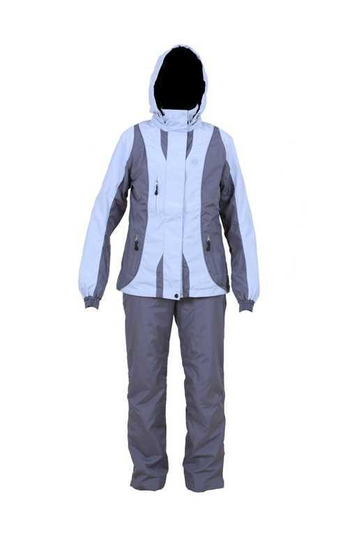 Костюм женский 852М2-12 серый купить по цене 6642 руб.