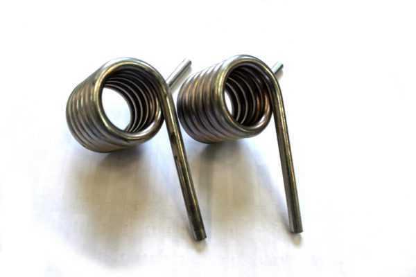 Пружины подвески катков левые 110200142-01 (2 шт) купить по цене 429 руб.