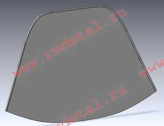 Стекло Буран 4T прямое 2мм 110700920 купить по цене 999 руб.