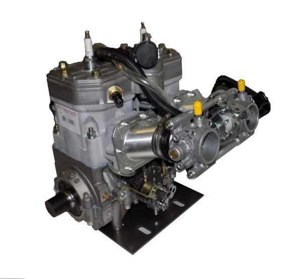 Двигатель РМЗ-551i K20500610ЗЧ купить по цене 245251 руб.