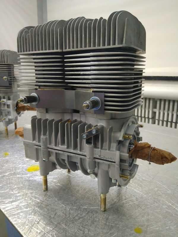 Блок двигателя РМЗ-640-34 110502800 купить по цене 40066 руб.