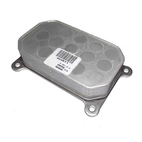 Маслоохладитель 404871 купить по цене 4471 руб.