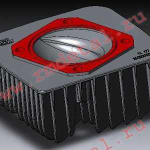 Головка цилиндра правая 160500007 купить по цене 1640 руб.