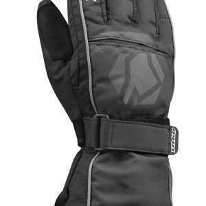 Перчатки YOKO KISA, черный купить по цене 3300 руб.