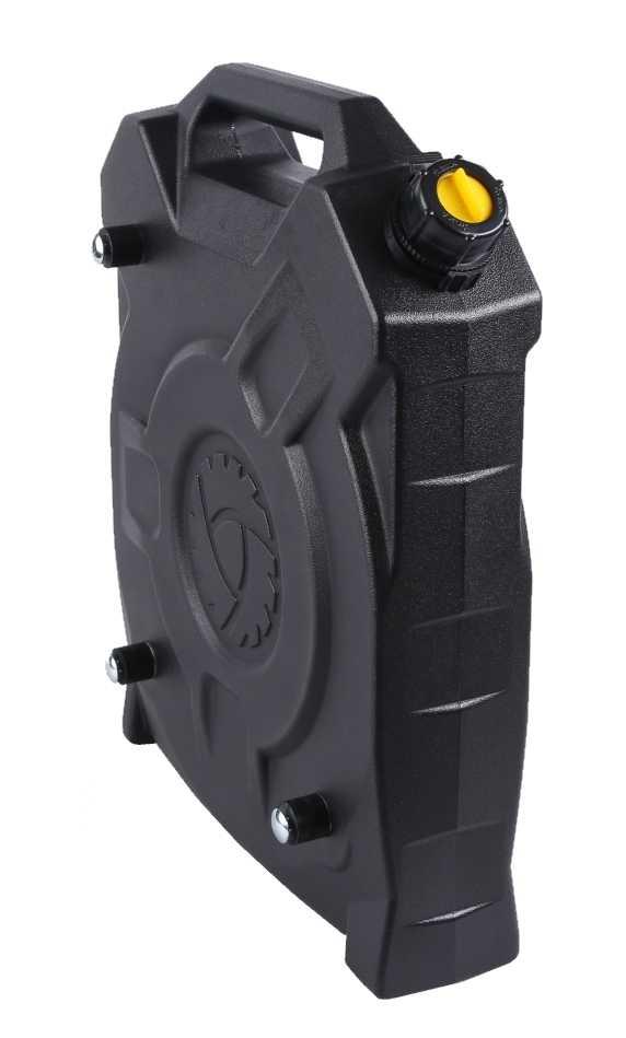 Канистра RM для кофров RM Pro Vector 551i и RM UTV черная 12,5 л. купить по цене 4900 руб.