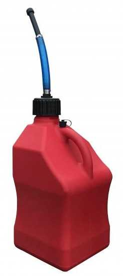 Канистра Racing 20 литров (красная) купить по цене 4060 руб.
