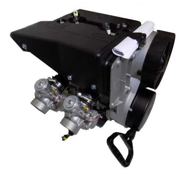 Двигатель РМЗ-500 C40500500-16ЗЧ купить по цене 101442 руб.