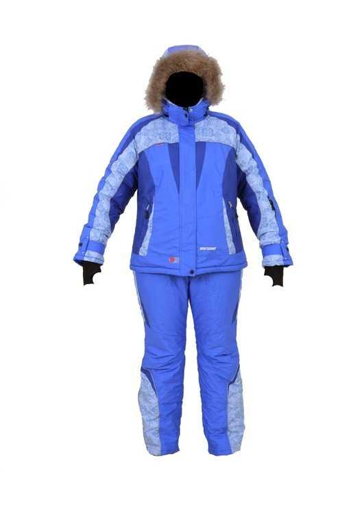 Костюм женский зимний 839М2-11 купить по цене 10146 руб.