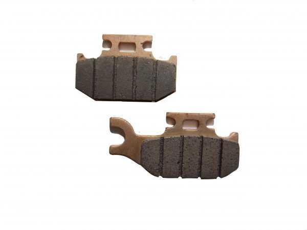 Колодки тормозные задние 814842005/955122006 купить по цене 1316 руб.