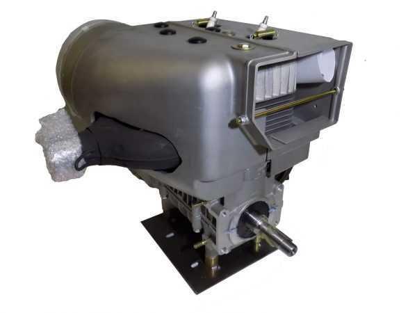 Двигатель РМЗ-640-34 110502600ЛЗЧ купить по цене 88774 руб.