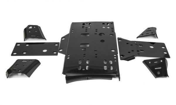 Комплект пластиковых защит днища ATV RM 800 DUO купить по цене 19500 руб.