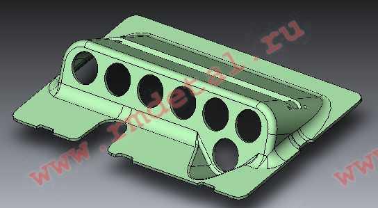 Проставка C40800111 купить по цене 749 руб.