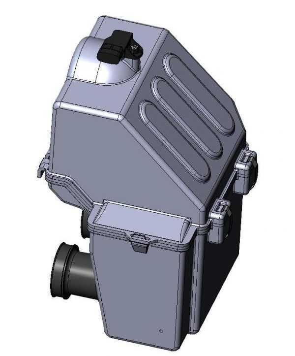 Глушитель шума впуска S10800050 купить по цене 4948 руб.