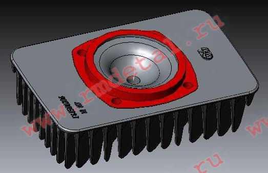 Головка цилиндров C40500206 купить по цене 2354 руб.