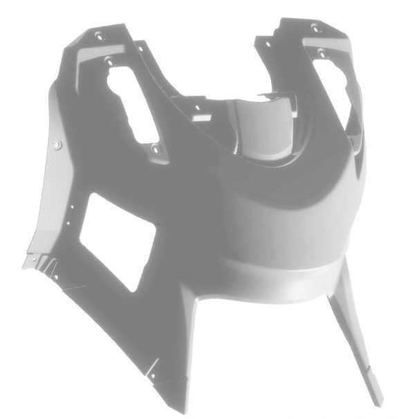 Облицовка верхняя R10700054 с лючком белый купить по цене 2678 руб.