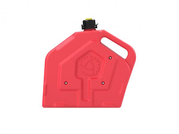 Канистра RM для кофра RM ATV красная купить по цене 2500 руб.