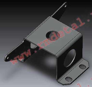 Кронштейн опорный 110402208-01 купить по цене 355 руб.