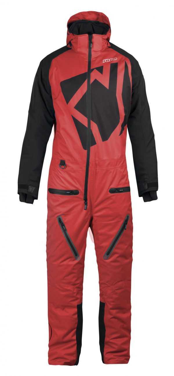 Комбинезон YOKO VAPARI, красный купить по цене 25900 руб.