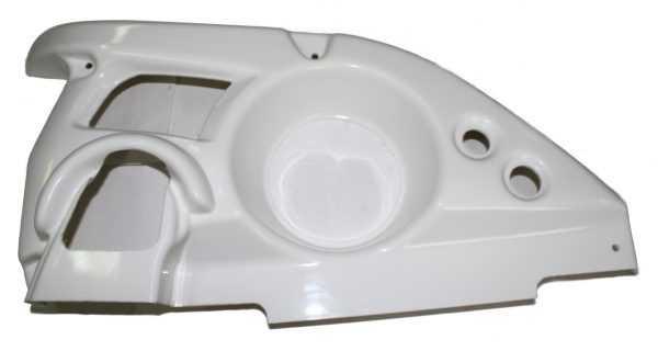 Кожух правый M10100227 купить по цене 1335 руб.