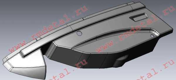 Боковина левая L30100614 купить по цене 2267 руб.