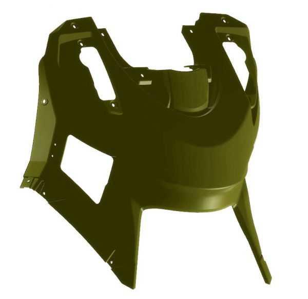 Облицовка верхняя R10700054-04 с лючком зеленый/хаки купить по цене 2758 руб.