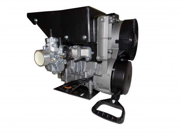 Двигатель РМЗ-500 C40500500-05ЗЧ купить по цене 93331 руб.
