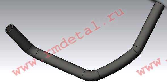 Патрубок L30500014 купить по цене 1026 руб.