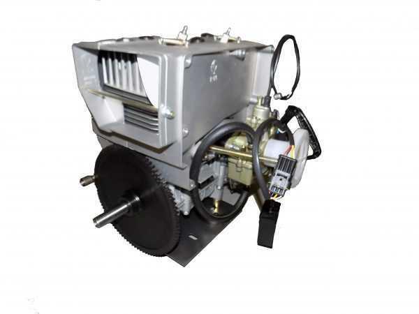 Двигатель РМЗ-640-34 110502600-05ЗЧ купить по цене 86788 руб.