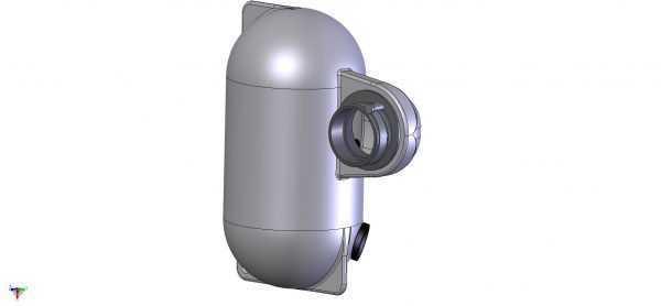 Глушитель шума впуска C40500010-01 купить по цене 1903 руб.