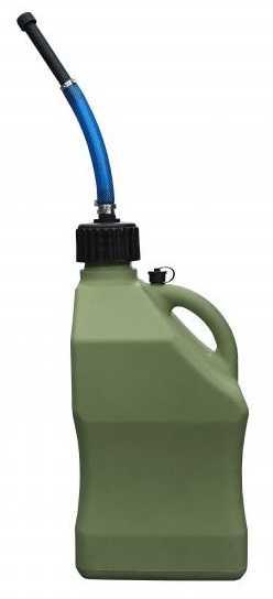 Канистра Racing 20 литров (зеленая) купить по цене 4060 руб.