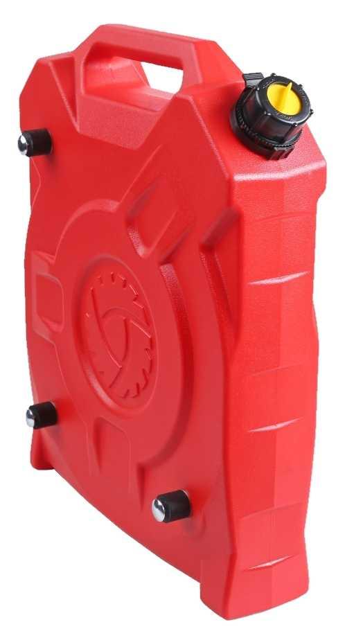 Канистра RM для кофров RM Pro Vector 551i и RM UTV красная 12,5 л. купить по цене 4900 руб.