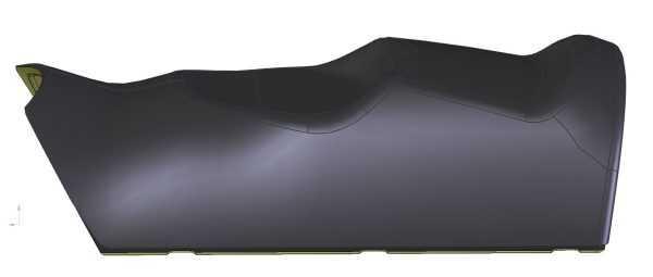 Чехол сиденья C40103600-02 купить по цене 3998 руб.