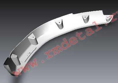 Накладка крыла заднего правая R10700022 купить по цене 633 руб.