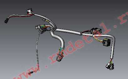 Жгут основной L11100220 купить по цене 3073 руб.