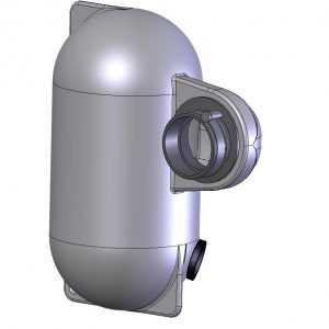 Глушитель шума впуска C40500010 купить по цене 1824 руб.