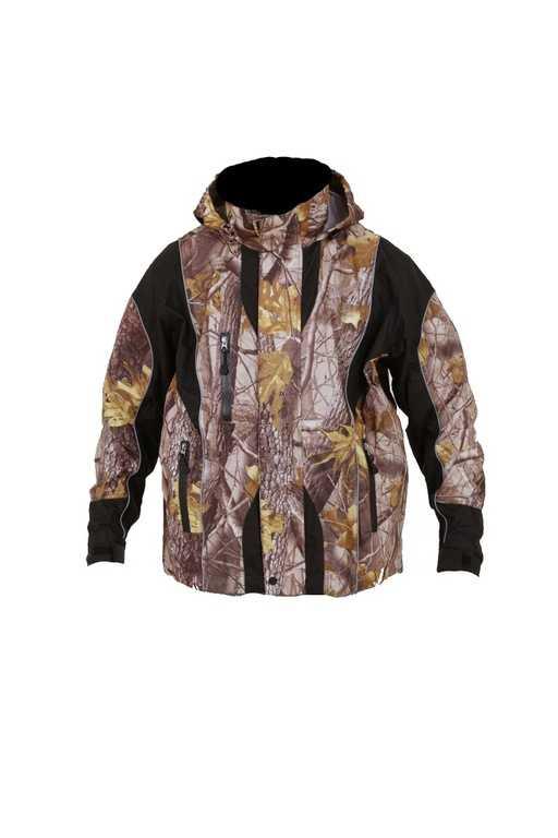 Куртка мужская 850М2-12 комуф/чер купить по цене 5014 руб.