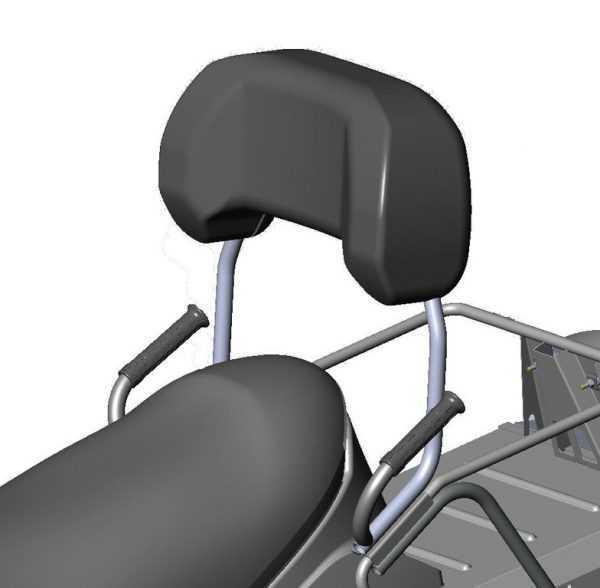 Комплект установки спинки сиденья L10101260 купить по цене 10772 руб.