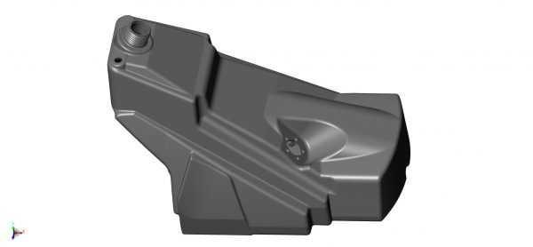 Бак топливный S10800140 купить по цене 5573 руб.