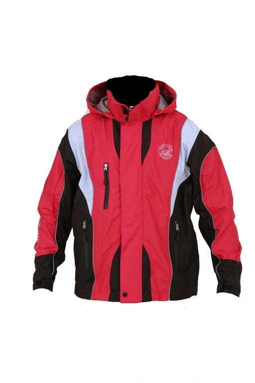 Куртка мужская 850М1-12 крас/чер/сер купить по цене 5014 руб.