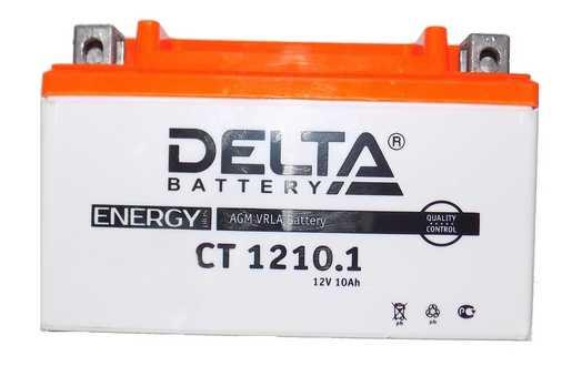 Аккумулятор Delta CT 1210.1 купить по цене 3304 руб.