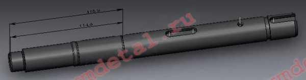 Вал ведущий 340600104 купить по цене 2138 руб.