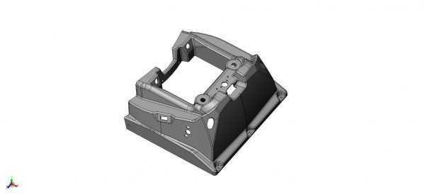 Основание сиденья S10100356 купить по цене 3266 руб.