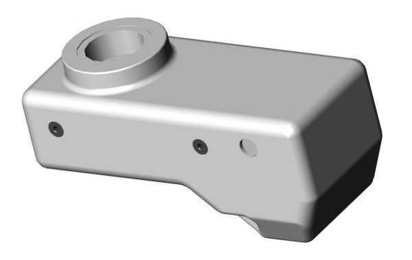 Бак масляный S10800040 купить по цене 4707 руб.