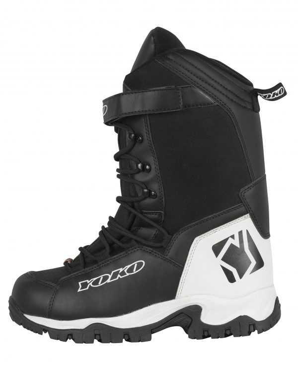 Ботинки YOKOTSELIWP, черный купить по цене 8800 руб.