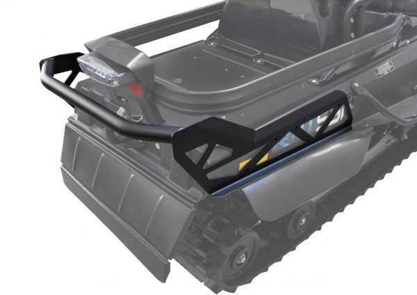 Бампер задний RM Pro Vector 551i купить по цене 3300 руб.